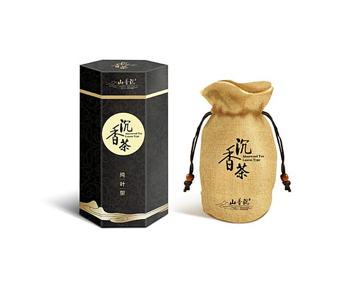 山香沉茶包装设计