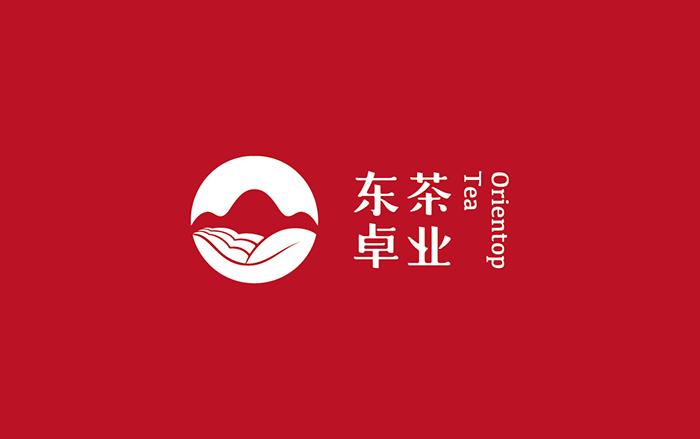 普洱茶logo设计