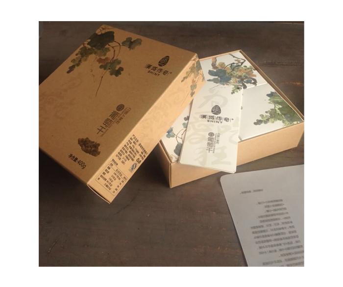 特色食品vi设计-特色天然食品品牌logo设计-食品包装设计-书签设计 溪